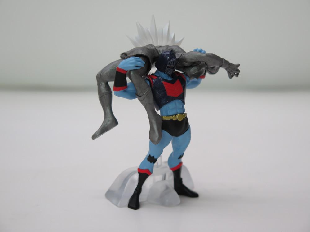 ultimate muscle � kinnikuman � robin mask anime bridge