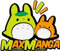 MaxManga Logo