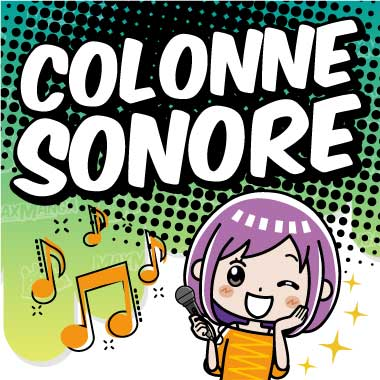 Colonne sonore - Sigle - J and K Rock and Pop