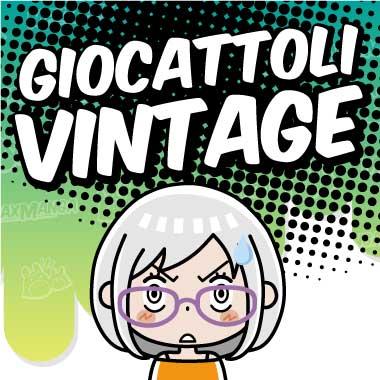 "Giocattoli ""vecchi"" - Vintage"