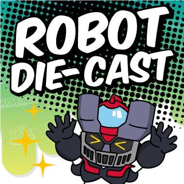 Robot -Die-cast model