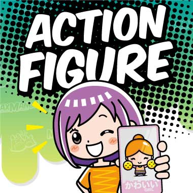 Action Figure - Statue