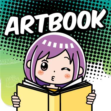 Artbook, Roman Album, Fumetti in lingua originale