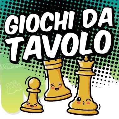 Giochi da Tavolo - Carte